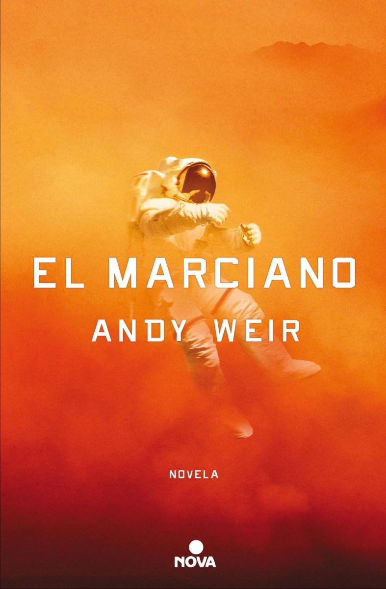 El Marciano de Andy Weir